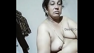 Desi bbw aunty blowjob and swallows cum ,fucked badly // Watch Full 23 min Video At http://www.filf.pw/bbwaunty