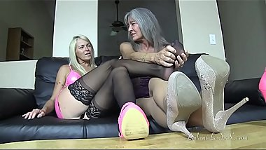 Pantyhose Worship 3 TRAILER
