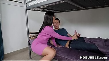 Rachel Starr fucks his son'_s young friend