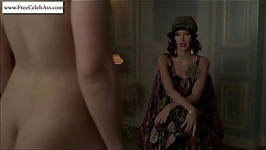 Kelly MacDonald striping For The Mistress in Boardwalk Empire s01e06