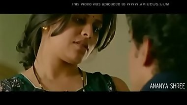 hot aunty having hot romance