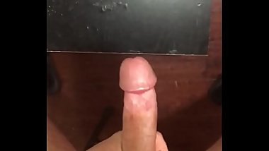 Bigcockcumshot jerking and tugging a massive thick creamy cumload