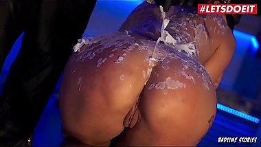 LETSDOEIT - Kinky German Milf Gets Shivering Orgasms At SM Session