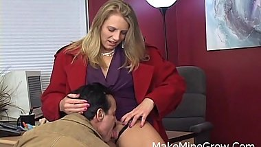 Horny MILF Porscha Ride From Her Ass To Mouth