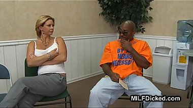 Fit Milf Fucked by Black Dick Hard00