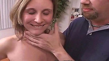 Cute Brunette Tiffany - Slut Wife Final Exam