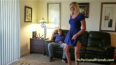 Ms Paris and Her Amateur Theater &quot_Losing Bets&quot_