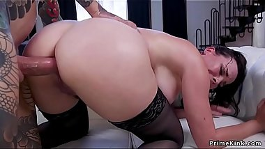 Relative anal fuck Milf and her daughter